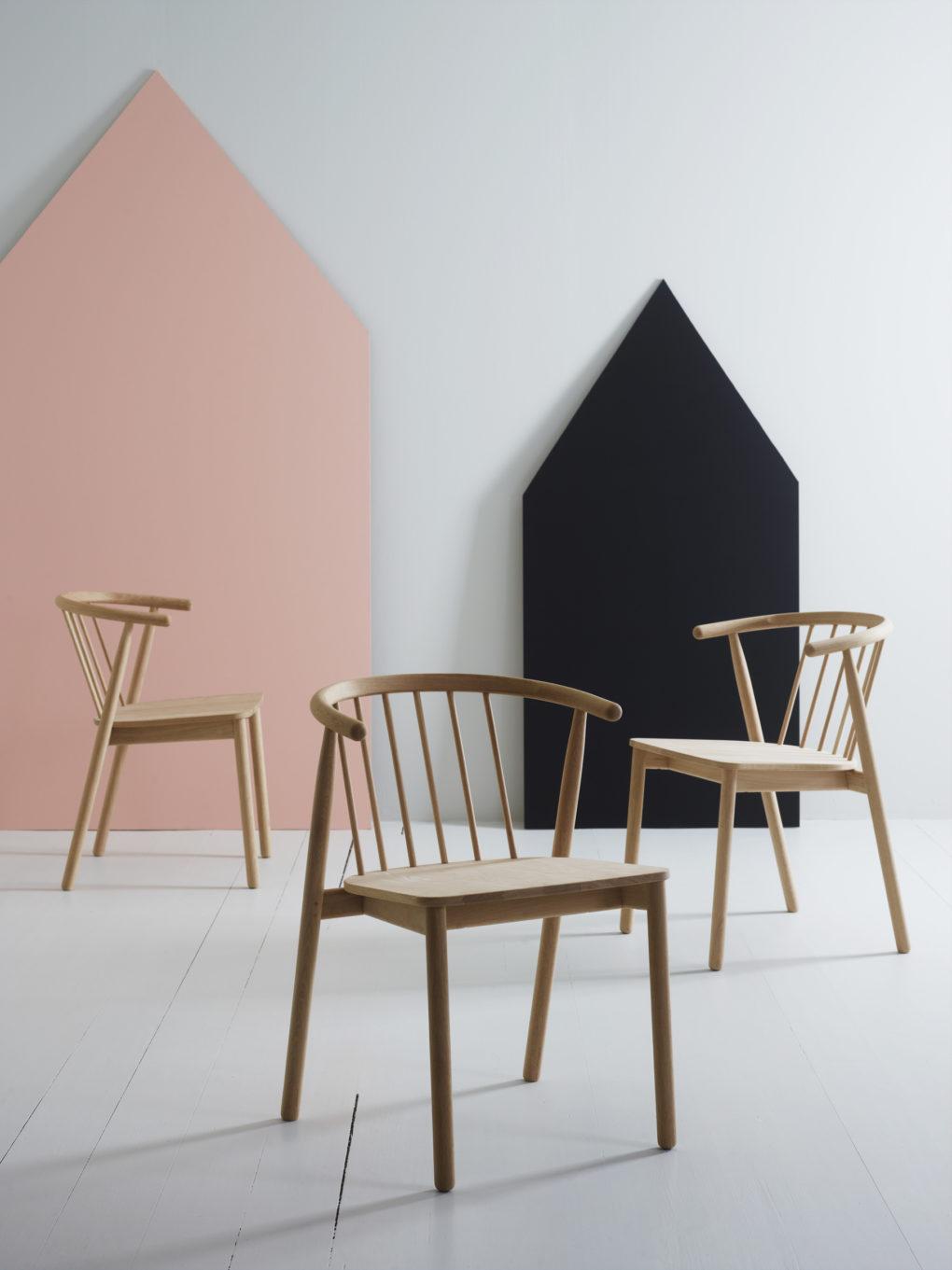 Andreas Engesvik Oslo Vang Chair
